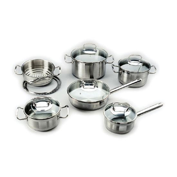 Набор посуды «Шеф лайн Делюкс»