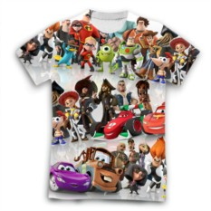 Футболка Pixar все игрушки