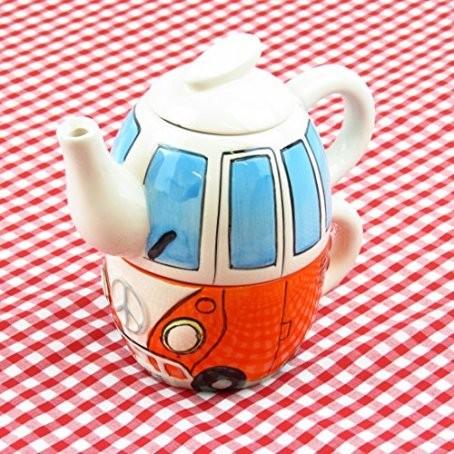 Чайник с кружкой Peace