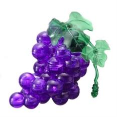 Головоломка 3D Crystal Puzzle Виноград