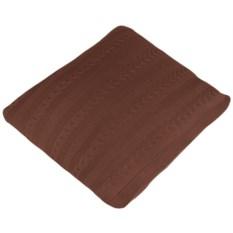 Темно-коричневая подушка Comfort