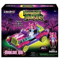 Конструктор Lite Brix Moonlight Машина монстров