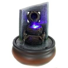 Настольный фонтан со светодиодной подсветкой
