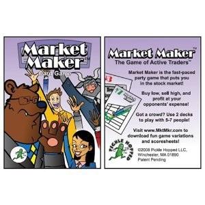 Игра на английском языке Market Maker