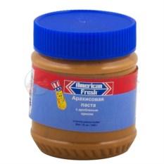 Арахисовая паста American Fresh Crunchy