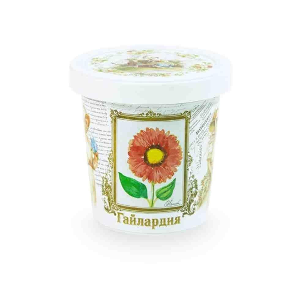 Набор для выращивания цветка Гайлардия