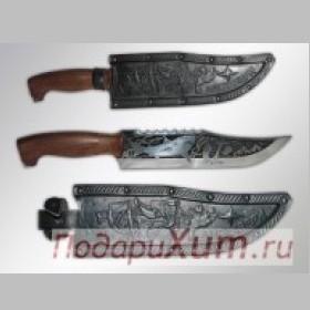 Нож Дискавери, Кизляр