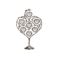 Фоторамка Дерево с сердцами
