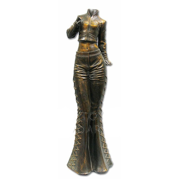 Ваза «Женское платье»