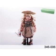 Фарфоровая кукла Девочка с лейкой от Reinart Faelens