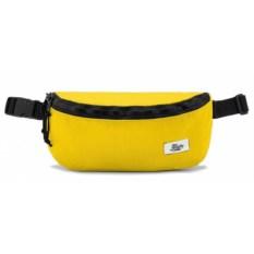 Желтая поясная сумка Якорь