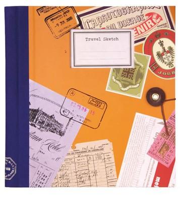 Альбом для скрапбукинга Travel Sketch – Orange
