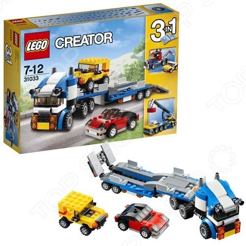Конструктор - Lego - Автотранспортер