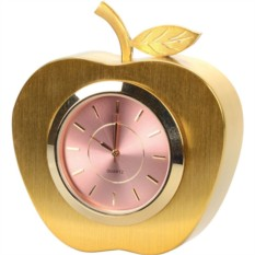 Настольные часы Золотое яблоко