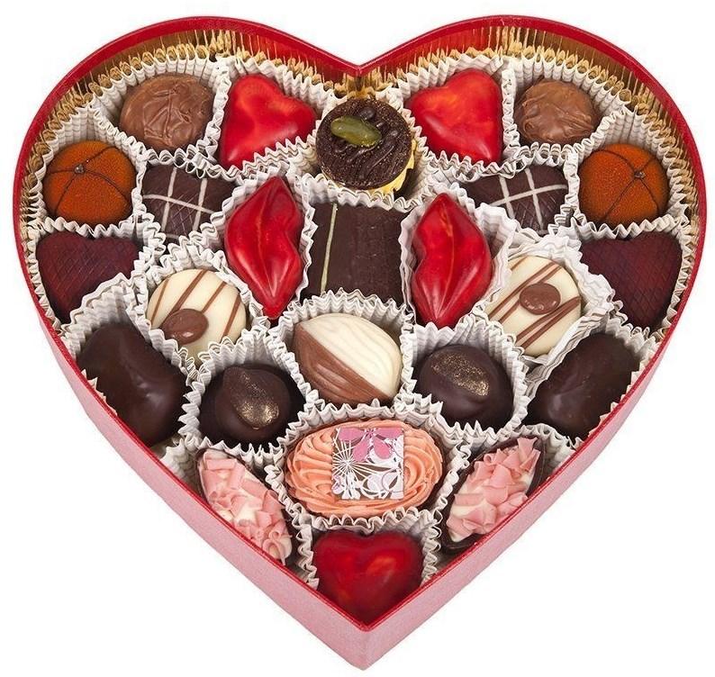 конфеты сердечком картинки часто видим