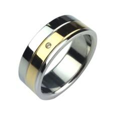 Кольцо из стали Respect Steel SRPL 32