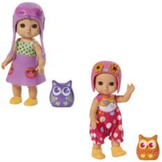 Кукла Zapf Creation Мини-птичка и Шу Шу Кукла