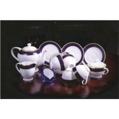 Чайный сервиз Аружан на 6 персон