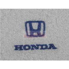 Махровое полотенце с логотипом Honda