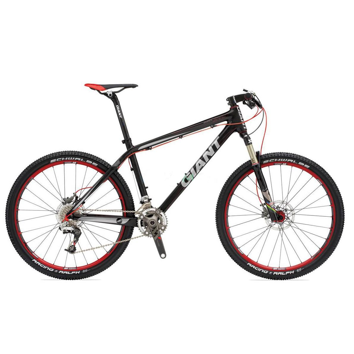 Велосипед Giant XTC Advanced SL (2011)