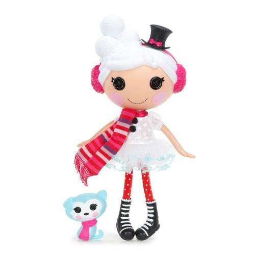 Кукла Lalaloopsy (Лалалупси) Зимняя забава. Снеговик