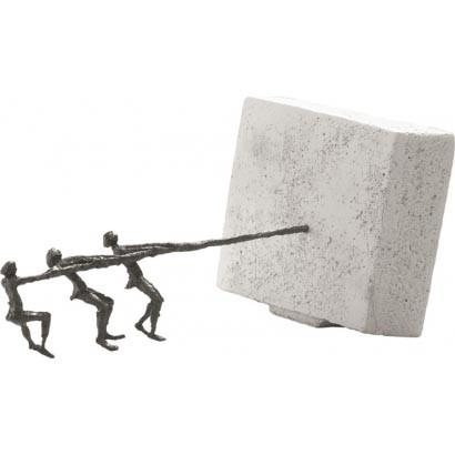 Статуэтка Вместе мы сила