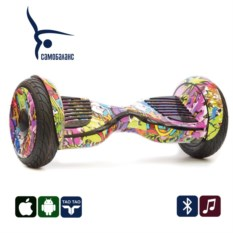 Гироскутер Smart Balance Wheel 10 APP&Balance Джунгли