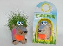 Травянчик мышка