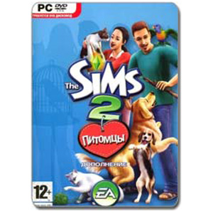 The Sims 2 «Питомцы. Дополнение»