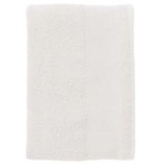 Белое полотенце Island 50