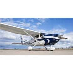 Сертификат Ознакомительный полет на Cessna-182 (50 мин.)