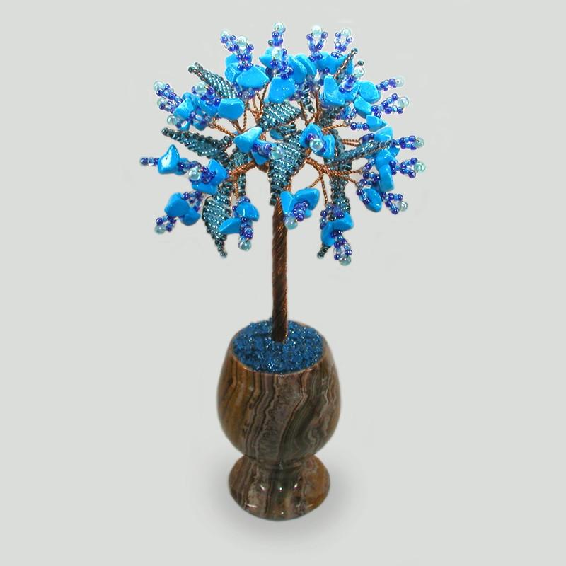 Дерево из бирюзы Нежная любовь
