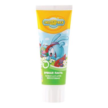 Зубная паста «Фруктовая»