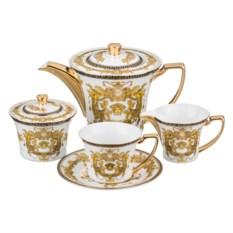 Чайный сервиз на 6 персон Золото