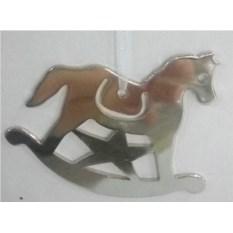 Декоративное украшение Лошадка-качалка