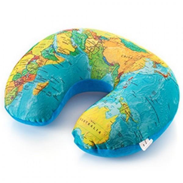 Подушка антистресс под шею Турист