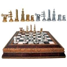 Нефтяные шахматы