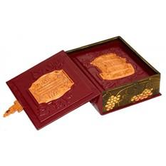 Книга Вино (в коробе с деревом)
