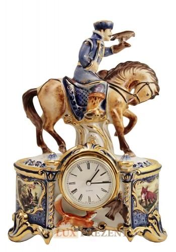 Часы каминные Сокольничий