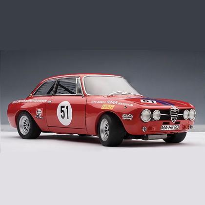 Модель Alfa Romeo Giulia GTAm DRM 1971' #51
