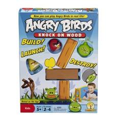 Настольная игра Angry birds: Knock on wood