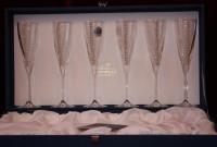 Набор бокалов для шампанского Совершенство блеска