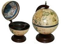 Глобус-бар Сокровища мира
