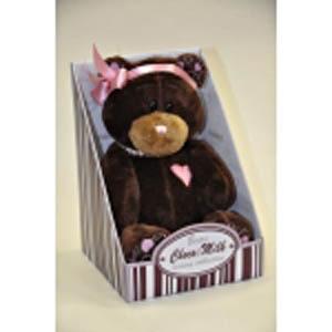 Медведь девочка Milk 15 см