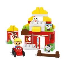 Конструктор Mattel Mega Bloks Скотный двор