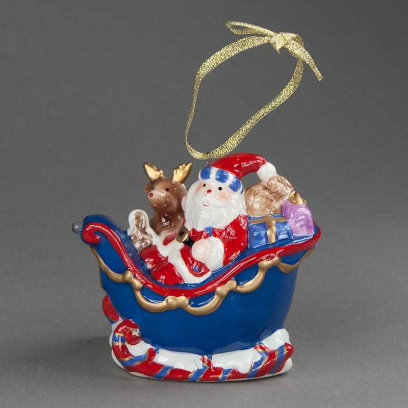 Игрушка свето-музыкальная  «Дед Мороз»