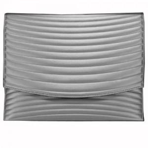 Чехол для iPad Волны (цвет - жемчужный белый)