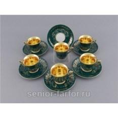 Набор высоких чашек 0,10 л (6 шт) Leander 31252