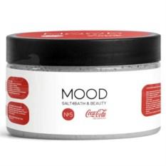 Соль для ванн Mood coca-cola