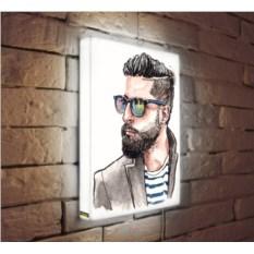 Оригинаяльный светильник по вашему фото на заказ
